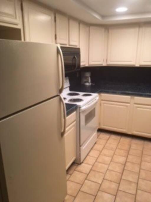 Kitchen Appliances does not show D/W