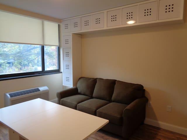 Modern Apartment in Downtown Hartford - ハートフォード - アパート