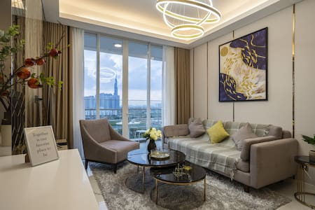 Luxury 2BR Sala apartment include Pool,Gym&Sauna