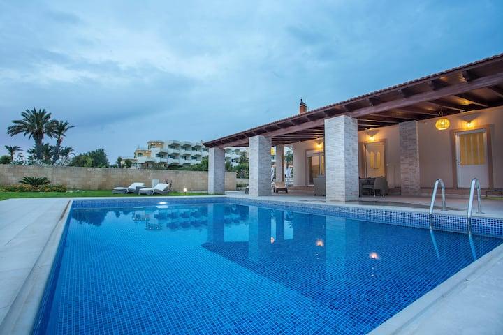 Kalathos villa