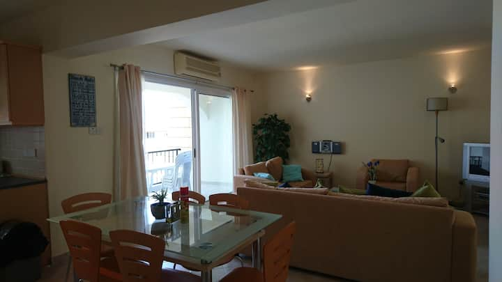 Pool view unit On nice loaction 2 nd floor BOGAZ