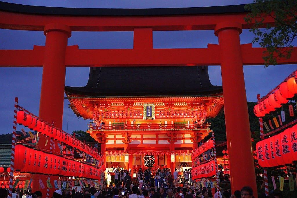 伏見稲荷 Fushimi Inari