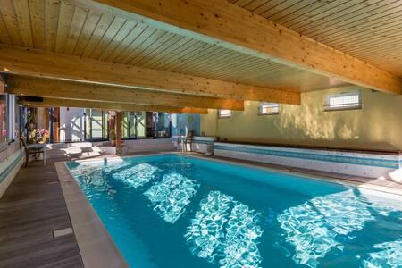Saint Coulomb, Maison 4* piscine & hammam - Saint-Coulomb