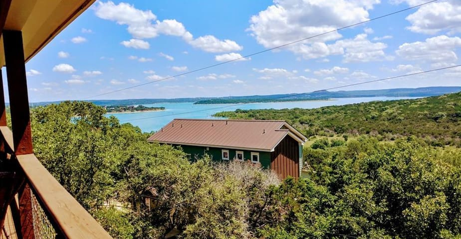 NEW Canyon Lake Home with Breathtaking View