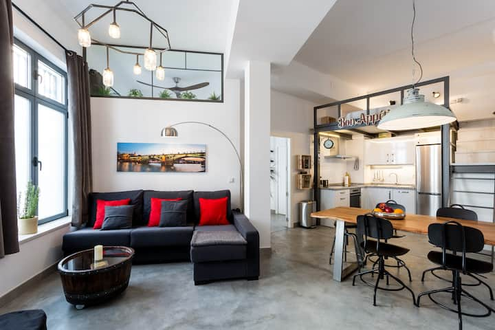 Nice loft in the heart of Seville - 2 bathrooms