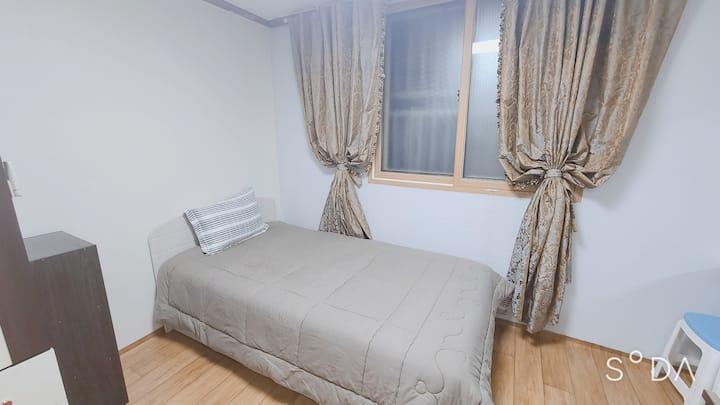 대전 서구 도마동 편안하고 깨끗한 1인숙소