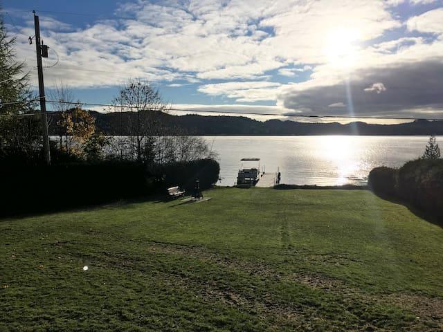 Havre de paix du Lac Nicolet