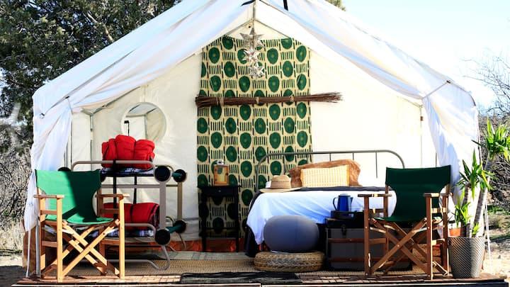 Out of Africa Glamping Safari - Manzini Tent