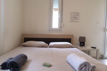 Cozy studio close to city center - Agios Pavlos - Wohnung