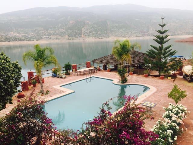 Villa belle vue de moham - Béni Mellal - Casa de camp