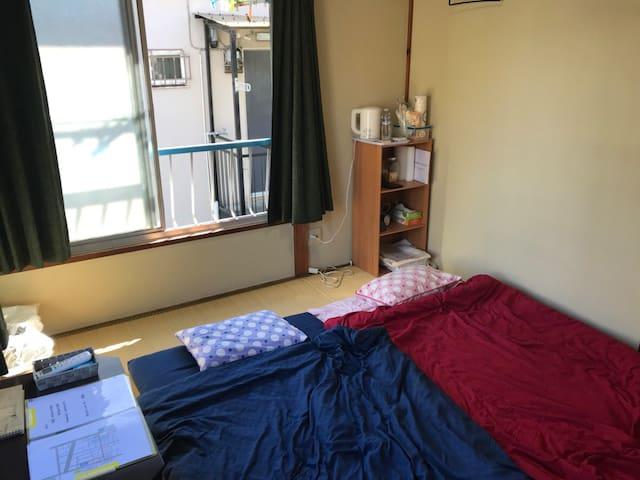 7min to Ikebukuro: Convenient in Tokyo center 204
