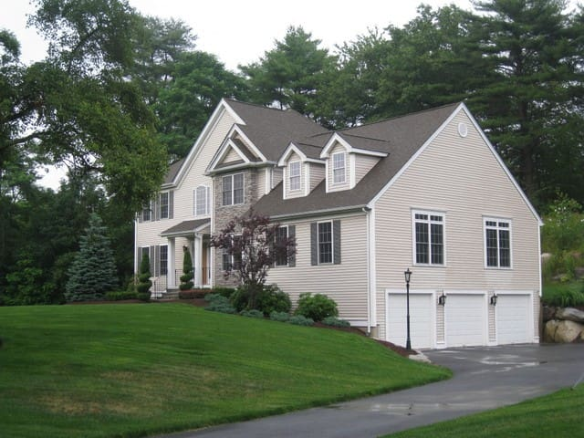 South Shore MA Custom Home near Boston/RI/Cape cod - Berkley - Rumah