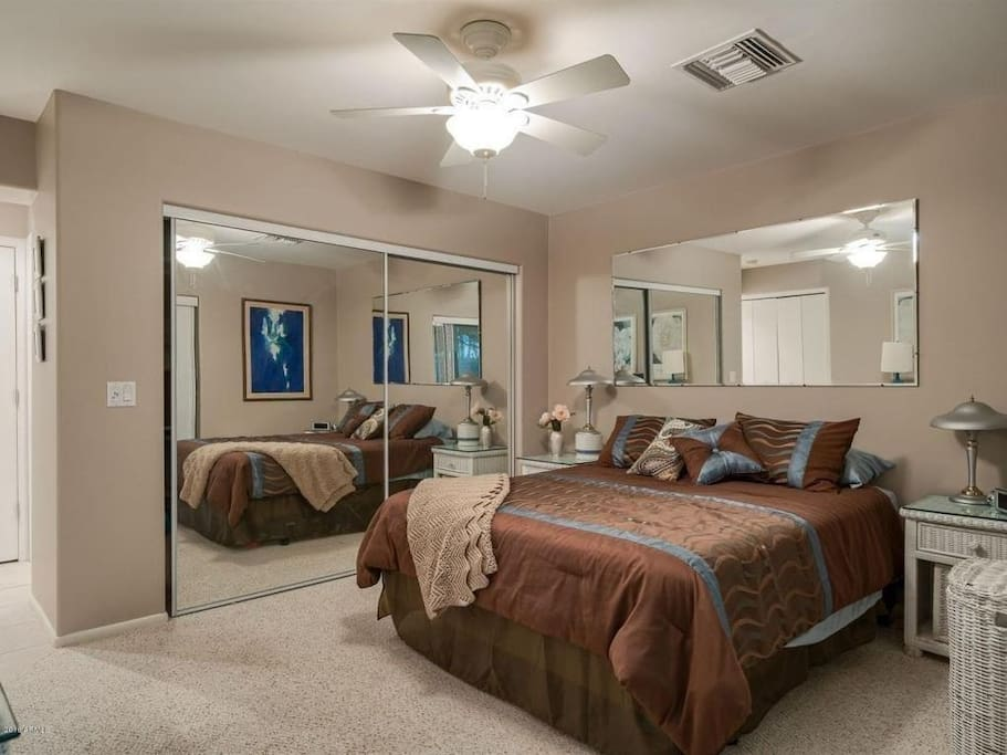 One Bedroom Guest House With Full Kitchen Houses For Rent In Cave Creek Arizona United States