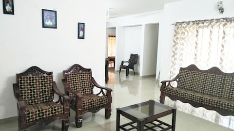 Your Home Away From Home 3BHK  Furnished Apartment