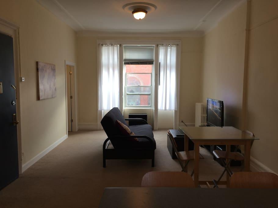 Large sunny williamsburg 1 bedroom apt appartements - Bel appartement de ville brooklyn new york ...