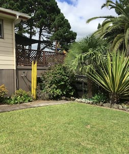 A waterfront country house near Airport. - Auckland - Dom