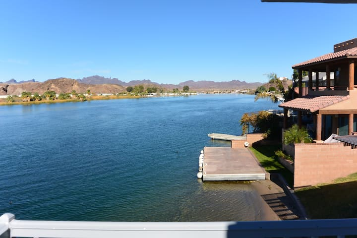 River Front! Best Views of the Colorado River! - Parker - Dům