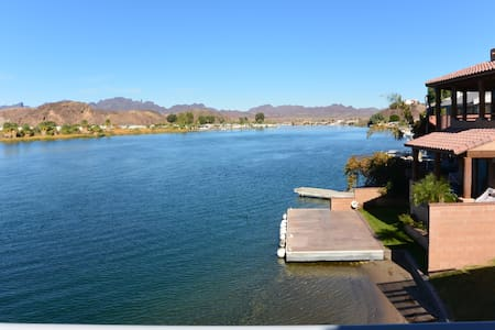 River Front! Best Views of the Colorado River! - 帕克 (Parker) - 独立屋