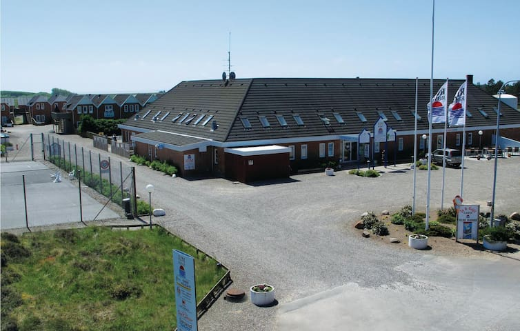 Holiday apartment with 1 bedroom on 40 m² in Rømø