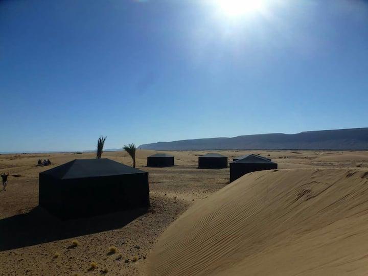 Bivouac Ahansal - Camp ; Zagora; Morocco