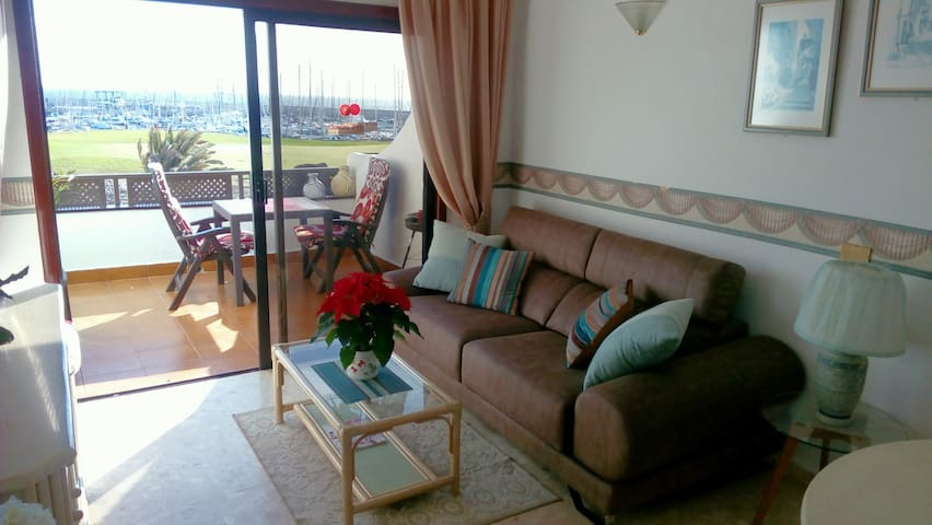 2 BDR Apartments with views of the ocean and golf