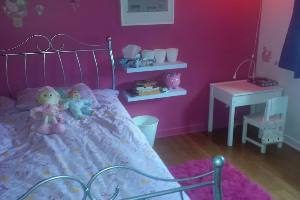 Chambre, 1 lit simple