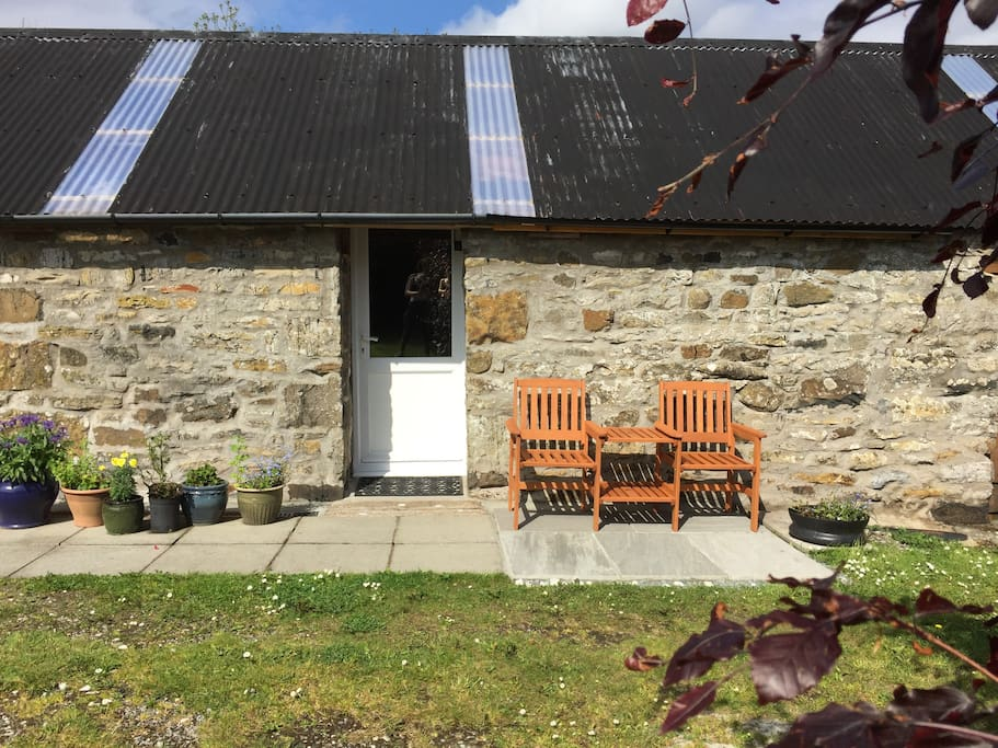 Ensuite double room in the stone byre