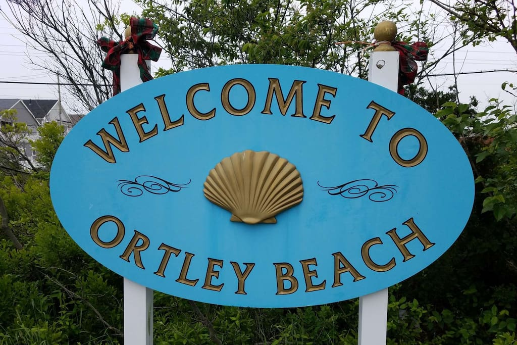 Welcome to Ortley Beach and The Shore!