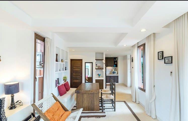 Las totugas - Tambon Hua Hin - Apartment