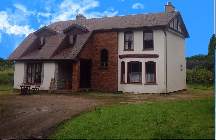 House to Rent, Falcarragh, Donegal - Falcarragh - Huis