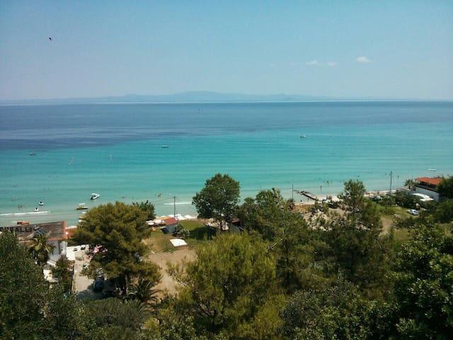 Kallithea of Halkidiki - Καλλιθέα - Ev