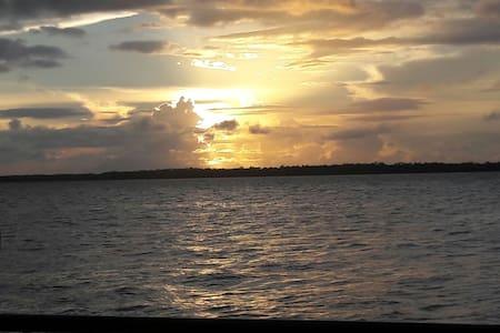 Ilha do Cotijuba - Belém - Pousada