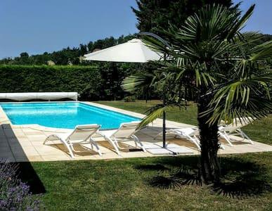 Lascaux Périgord noir et piscine à volonté - Auriac-du-Périgord - 단독주택