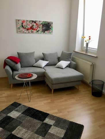 Zentrale Bielefelder Wohnung - Zuhause Unterwegs