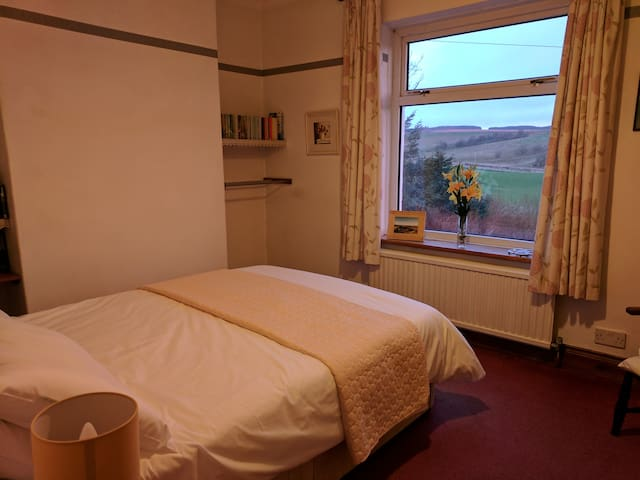 Hadrian's Wall B&B near Greenhead Double Bed Room