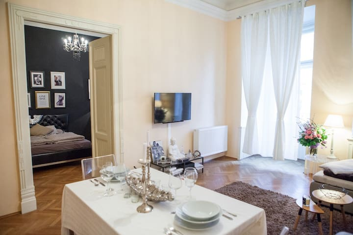 Gorgeous Apartment in Prague Center - Praha - Daire