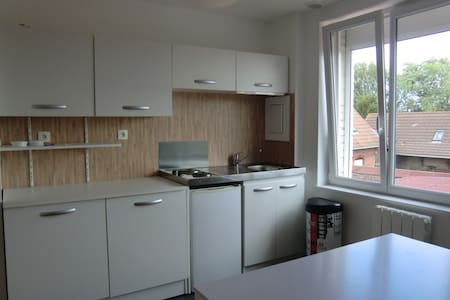 studio 50m3 - Radinghem-en-Weppes - Wohnung