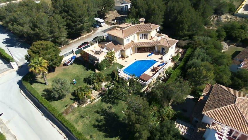 Villa Mariposa, Javea/Moraira, Breakfast included - Xàbia - Bed & Breakfast