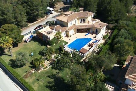 Villa Mariposa, Javea/Moraira - Xàbia