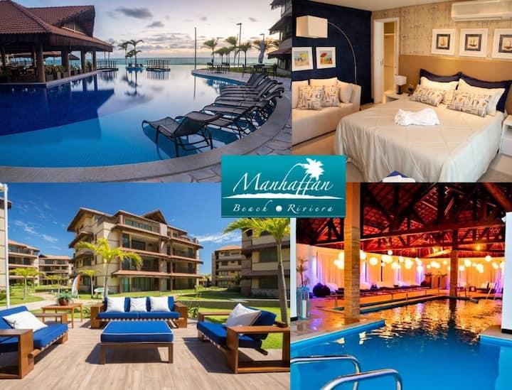 Apartamento em condomínio de luxo (Spa & Resort)