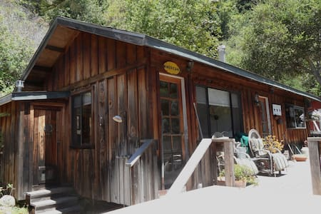 Big Sur Private Cabin - Big Sur - Stuga