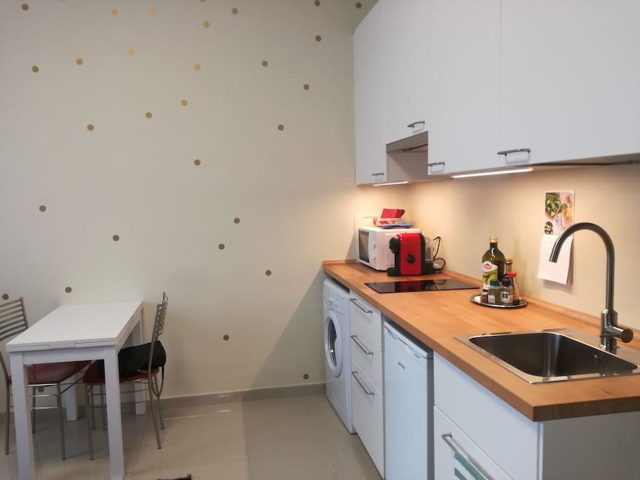Cucina completamente accessoriata/Fully equipped kitchen