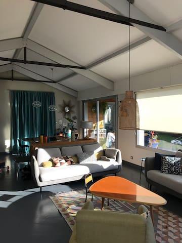 Jolie maison en bois à 15mn de l'océan - Saint-Vincent-de-Tyrosse - Haus