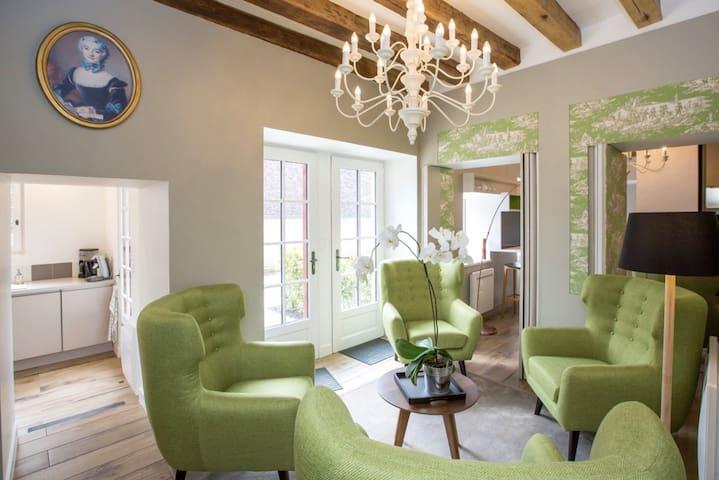 Suite jusqu'à 7 personnes - château de Cheverny - Cheverny - Appartement