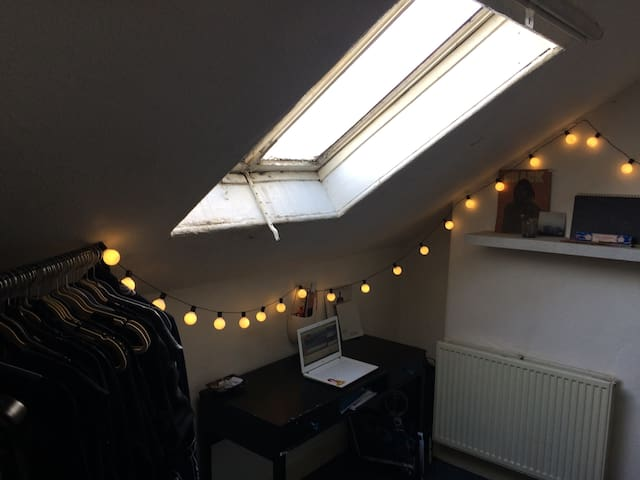 Cosy double room in the heart of hackney - London - House