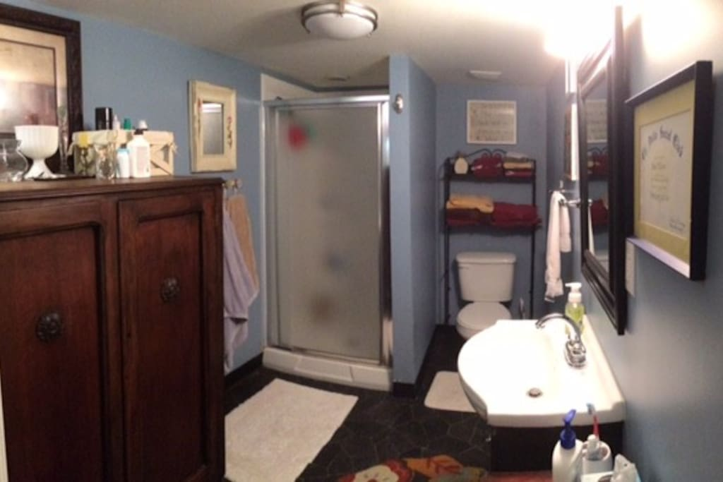 Basement Full Bath