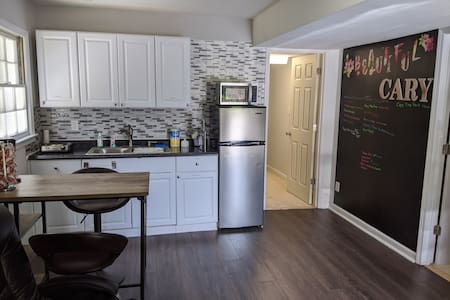 Pet friendly private suite in the heart of Cary