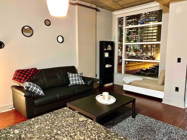 Beautiful Queen City Condo!