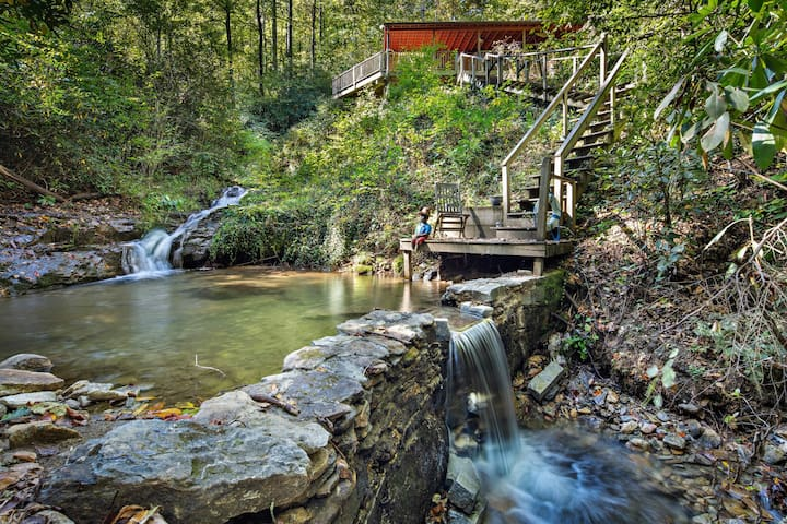 Angel Falls - Mr Lake Lure Vacation Rentals