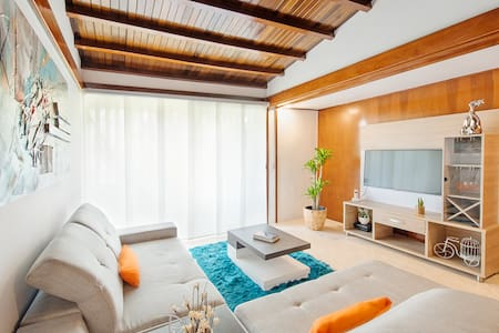 Beautiful apartment, great location - Medellín  - Apartmen